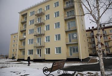 Приморский город Хасан стал вторым населенным пунктом на Дальнем Востоке без аварийного жилья