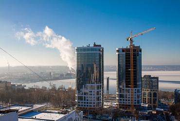 Удмуртская Республика в 2020 году построила жилья на 5,6 процента больше, чем в 2019-м