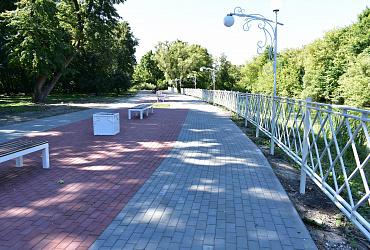 В Тамбовской области в 2021 году благоустроят 248 общественных пространств