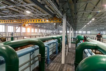Более 450 объектов по федеральному проекту «Чистая вода» должны быть введены в эксплуатацию в 2021 году