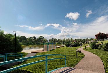 В Прикамье по нацпроекту в 2021 году благоустроят 158 дворов и 87 общественных пространств