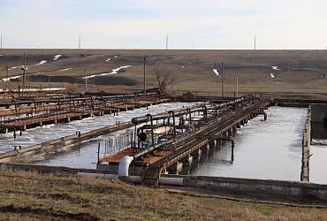 В Республике Калмыкия благодаря нацпроекту появится 37 новых объектов водоснабжения
