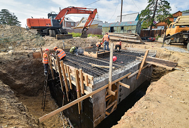 В поселке Верхняя Березовка Республики Бурятия комплексно обновят сети водоснабжения