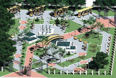 В Арсеньеве Приморского края по нацпроекту в 2021 году благоустроят два парка и сквер