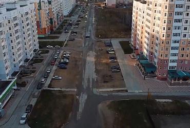 В новых жилых микрорайонах Нижневартовска построят две дороги