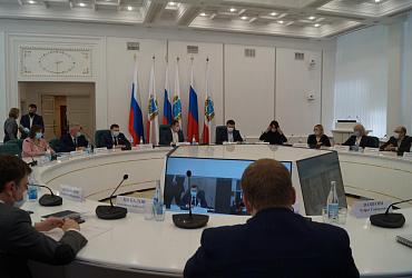 Максим Егоров: Саратовская область достойно готовится к онлайн-голосованию по объектам благоустройства