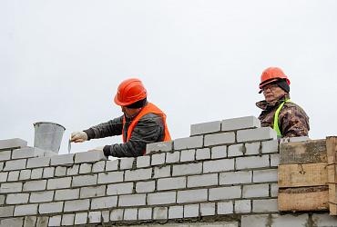 Республика Калмыкия наращивает объемы жилищного строительства благодаря нацпроекту