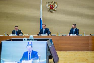 Ирек Файзуллин принял участие в заседании Окружного консультативного совета по развитию местного самоуправления в Приволжском федеральном округе