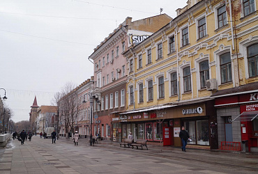 Максим Егоров проверил в Саратове ход реализации федерального проекта «Формирование комфортной городской среды»
