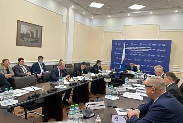 Минстрой России обсудил с регионами работу по основным направлениям деятельности за первый квартал