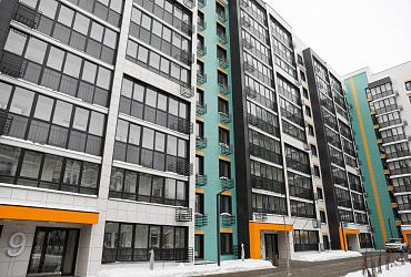 Минстрой России планирует за год обеспечить жильем в два раза больше семей, чем годом ранее