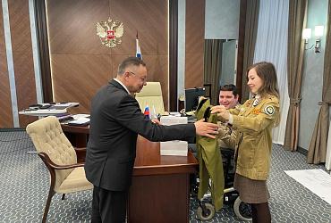 Глава Минстроя России провел совещание с руководителем молодежной организации «Российские Студенческие Отряды»