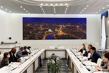Минстрой России и Минстрой ЦАР обсудили возможности сотрудничества