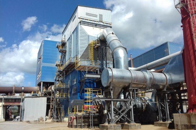 Газоочистное оборудование для различных промышленных предприятий