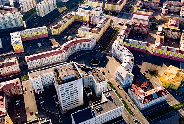 В Минстрое России обсудили программу развития Норильска до 2023 года