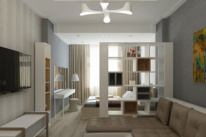 Как обставить интерьер мебелью