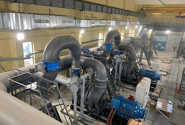 В Минстрое России обсудили темпы модернизации очистных сооружений Байкала