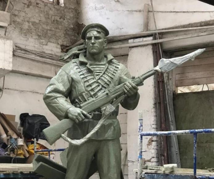 28 мая в столице будет открыт памятник морякам