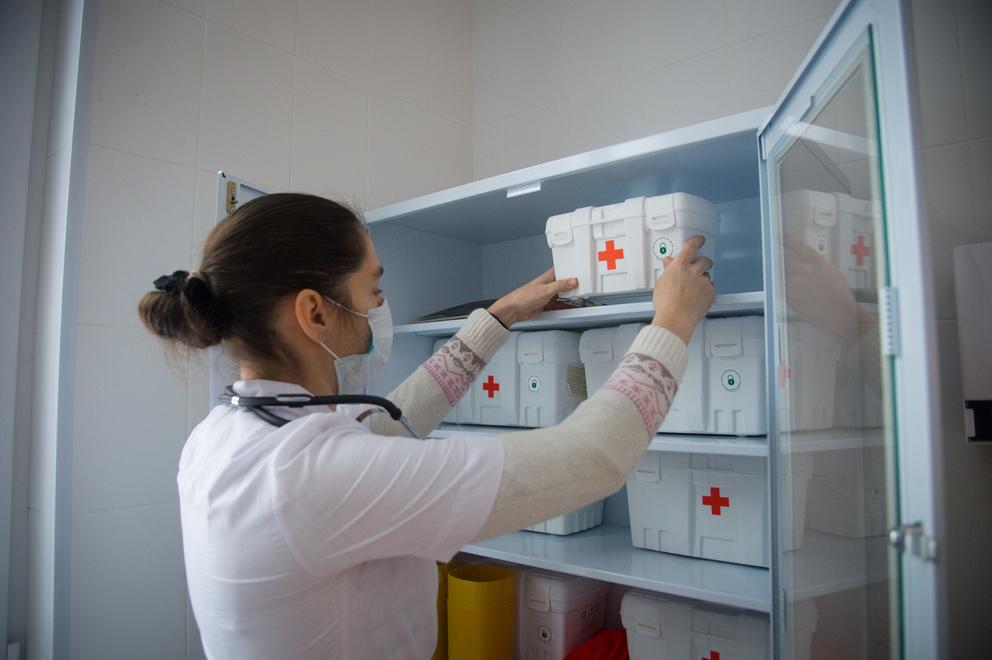 Новый ФАП появится в Сергиево-Посадском городском округе