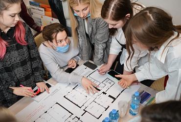 В Белгороде откроют центр для молодых архитекторов и урбанистов