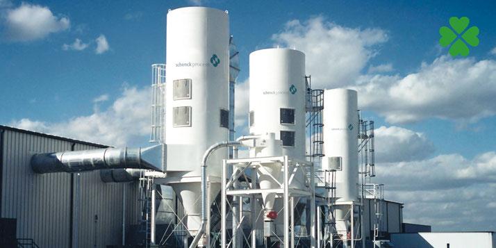 Комплексный подход к решению вопроса газоочистки на производстве