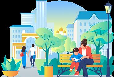 Свыше 5 млн человек выбрали проекты для благоустройства в своем городе на следующий год