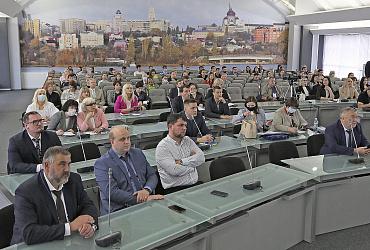 Заместитель Министра строительства и ЖКХ РФ выступил на международном форуме «BIM. Проектирование. Строительство. Эксплуатация-2021»