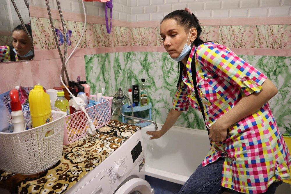 Как жильцы дома на Зеленина, 7 четвертый год живут без горячей воды