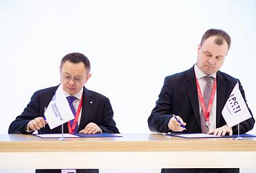 3 июня в рамках ПМЭФ состоялось подписание соглашения о сотрудничестве Минстроя России с Росстандартом