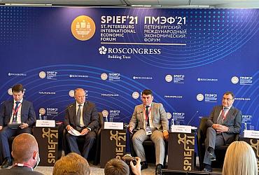 Руководство Минстроя России обсудило возможности экономического партнерства БРИКС