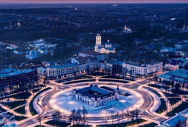 Свыше 300 заявок от российских городов подано на V Всероссийский конкурс лучших проектов создания городской среды
