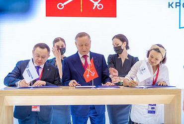 Минстрой России, Правительство Санкт-Петербурга и АНО «Остров фортов» заключили соглашение о создании объектов транспортной инфраструктуры в Кронштадте