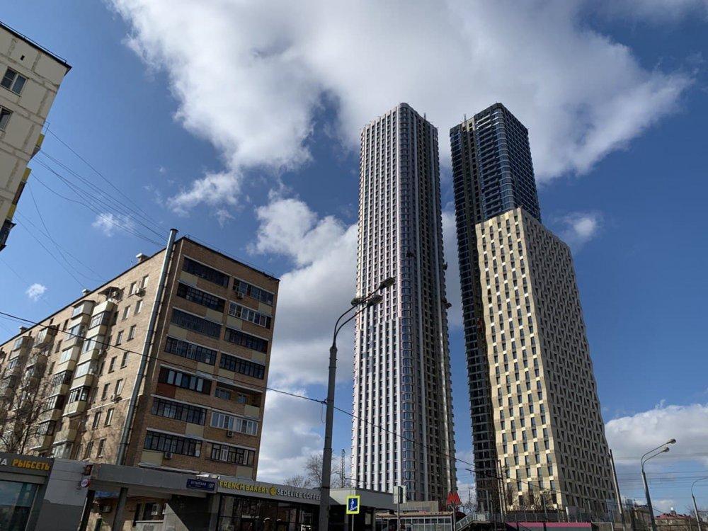 В столице ввели 42 новостройки по реновации с начала года