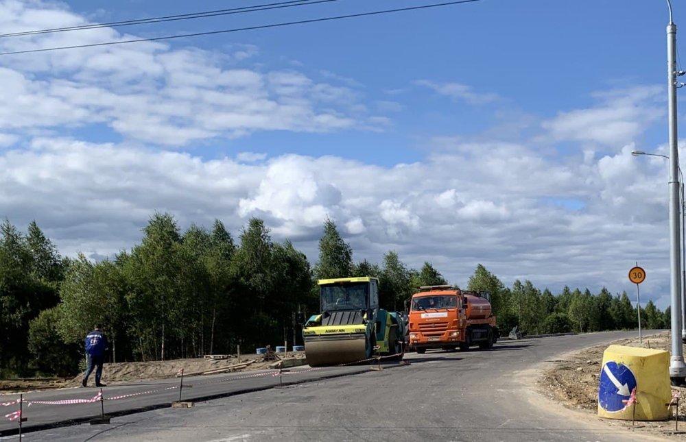 Где во Владимирской области отремонтируют автомобильную дорогу