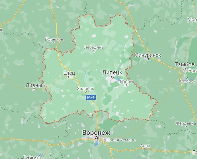 Заместитель главы Минстроя России посетил с рабочим визитом Липецкую область